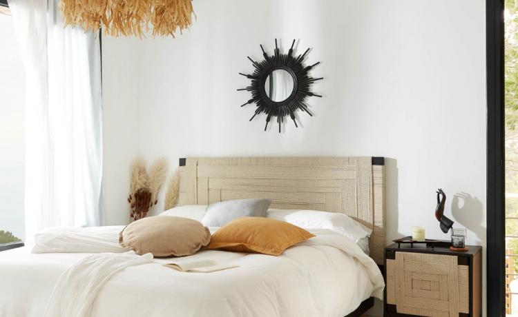 Организация спальни в стиле Marie Kondo