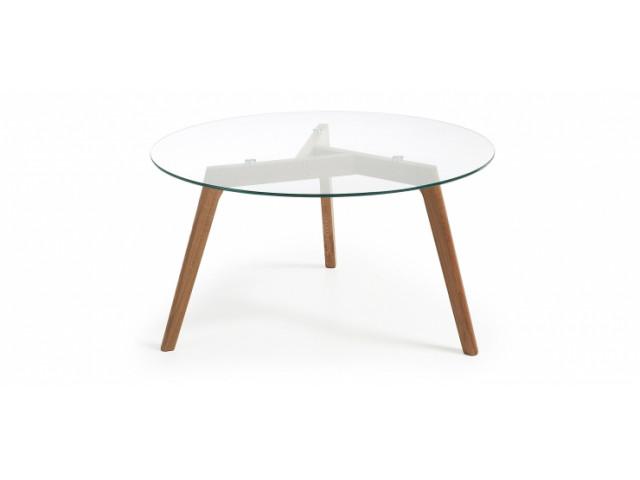 Кофейный стол La Forma BRICK C605C07 Прозрачный