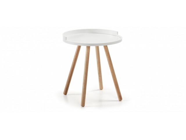 Кофейный стол La Forma BRUK C595M05 Белый