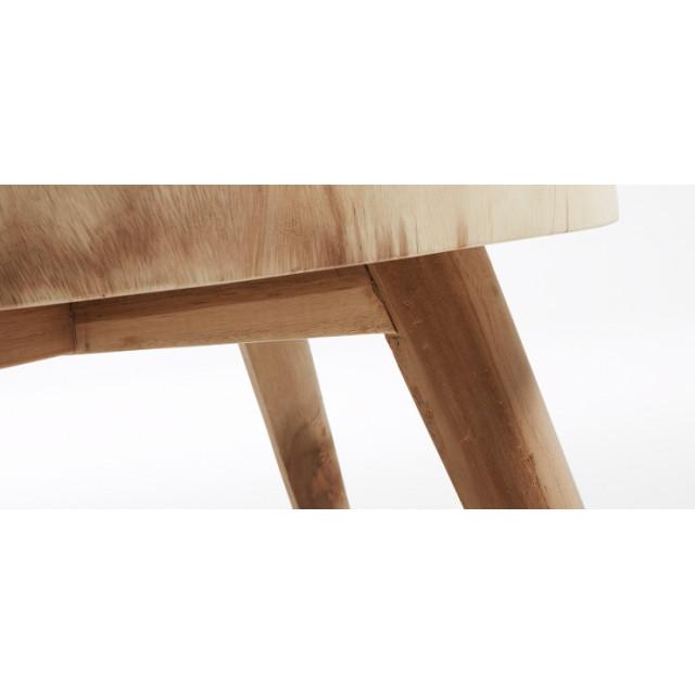 Кофейный стол La Forma CRESWELL C575M46 Коричневый