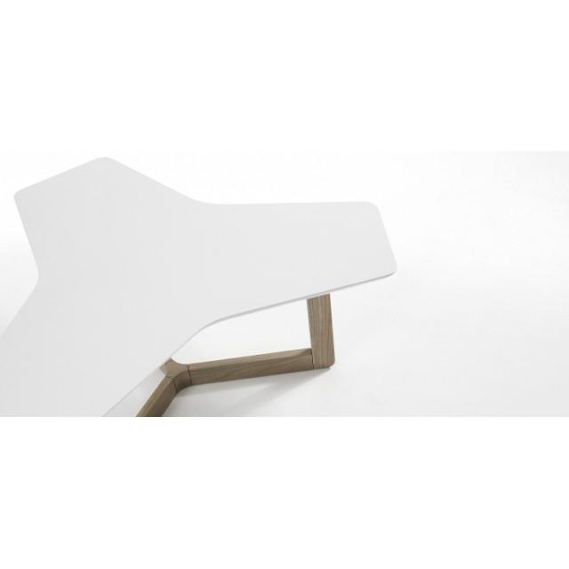 Кофейный стол La Forma TRIANGLE C314L05 Белый