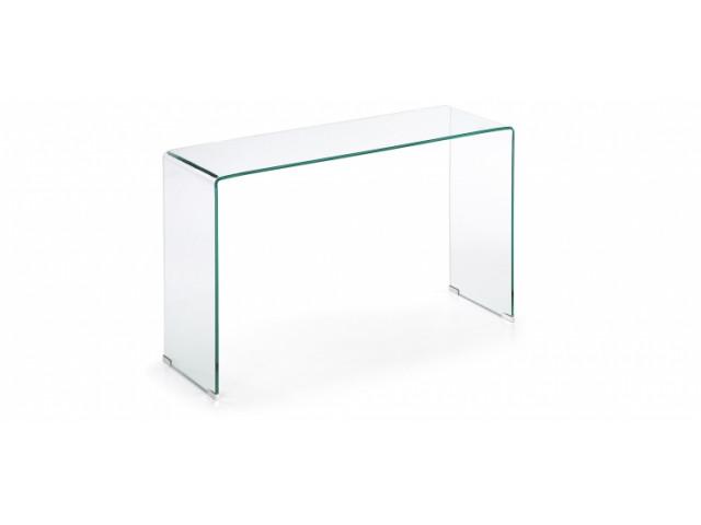 Стол-консоль La Forma BURANO J001C07 Белый