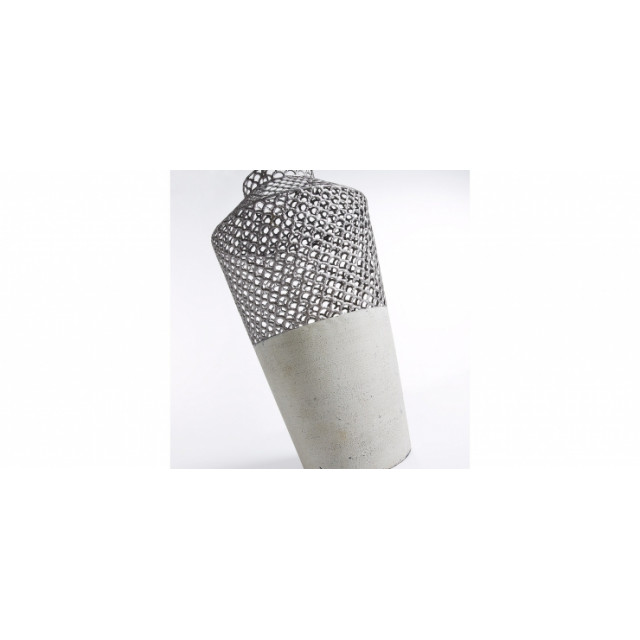 Ваза La Forma ABAY AA0206R03 Серый