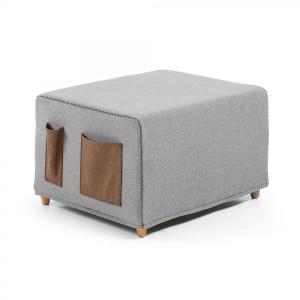 Пуф-кровать La Forma KOS S432VA03 Серый