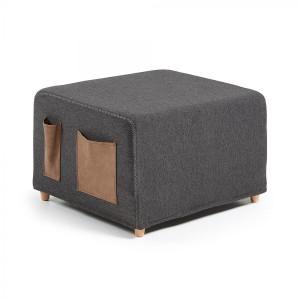 Пуф-кровать La Forma KOS S432VA02 Темно-серый