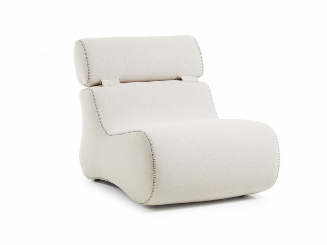 Кресло La Forma CLUB S442VA12 Бежевый