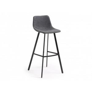 Барный стул La Forma ANDI CC0254UE02 Темно-серый