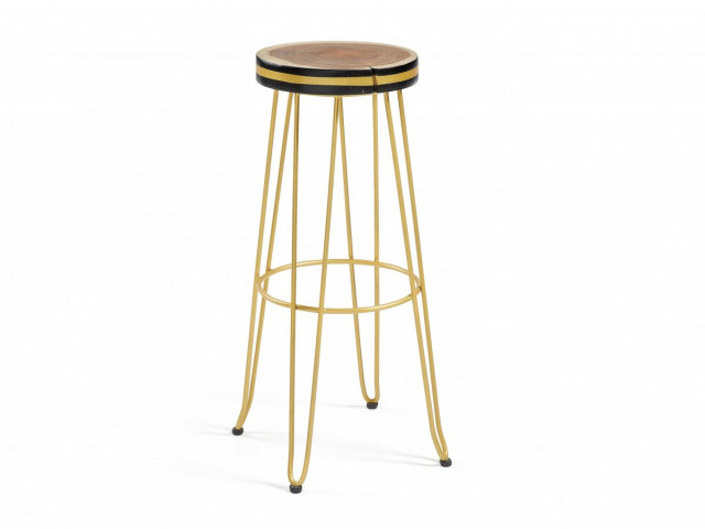 Барный стул La Forma FARLEY CC0045R83 Барый