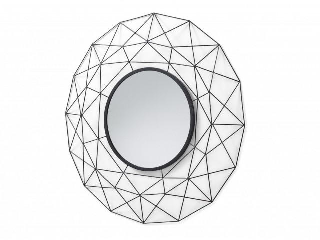 Зеркало La Forma HABITA AA0453R01 90 см Чёрный