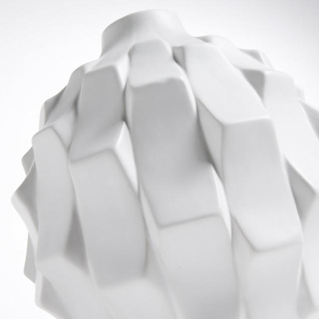 Ваза La Forma NISHA A912K05 Белый