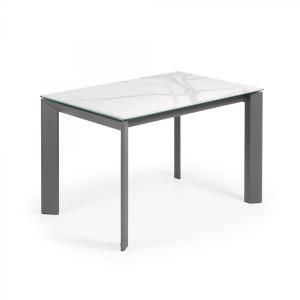 Стол раскладной La Forma ATTA 120 - 180 см CC0184K05