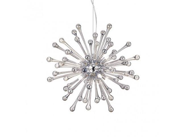 Лампа подвесная Ideal Lux Pauline SP8 Fume 115801