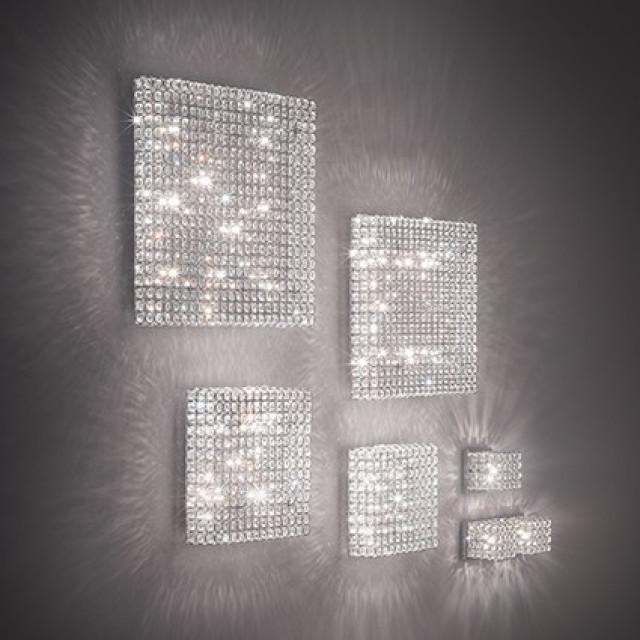 Лампа подвесная Ideal Lux Admiral PL4 Cromo 080338