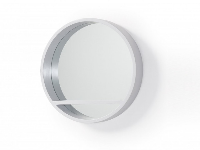 Зеркало La Forma GOES AA1278M05 45 см Белый