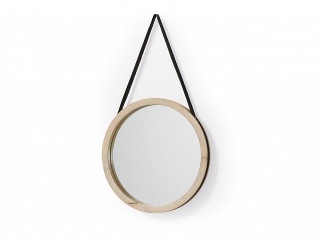 Зеркало La Forma GYDA AA1279M46 40 см Коричневый