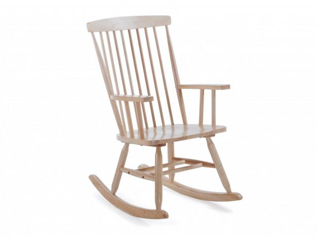 Кресло-качалка La Forma TERENCE CC0351M46 Бежевый