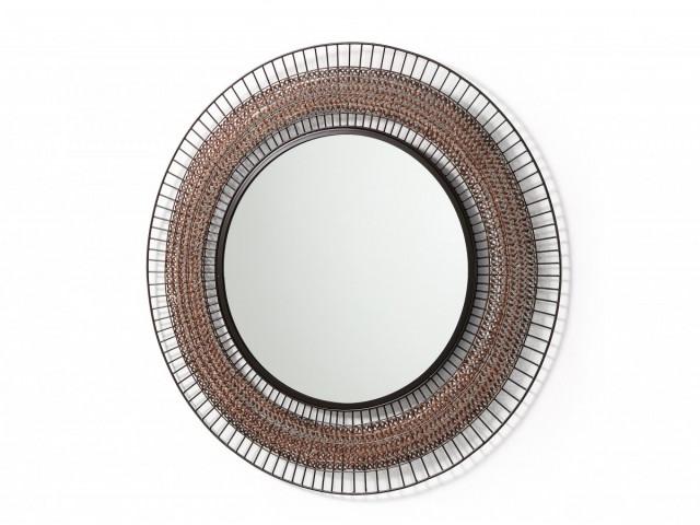 Зеркало La Forma ROBIL AA1462R54 Медный 90 см
