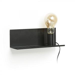Лампа настенная La Forma MAEKO AA2016R01 Черный