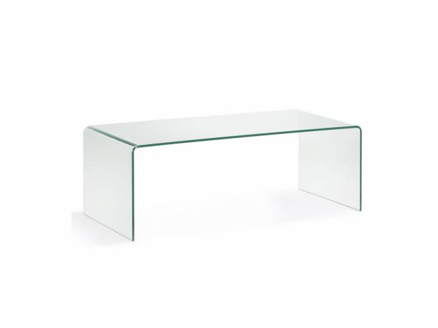 Кофейный стол La Forma BURANO 506109TRA Прозрачный