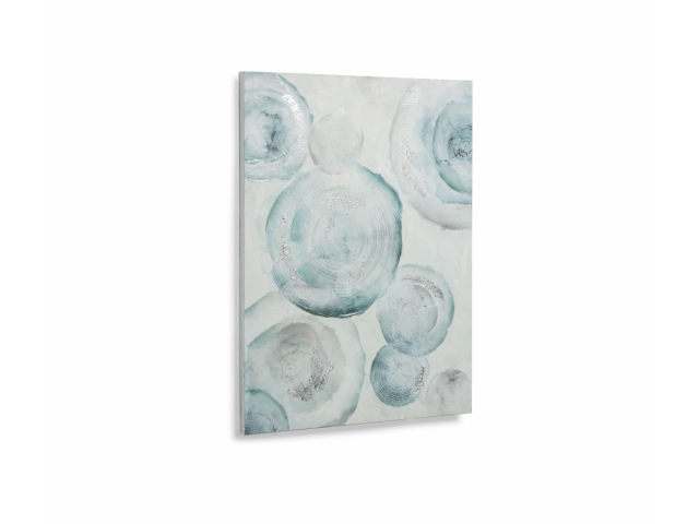 Картина La Forma DAZZLING 70X50 см AA2715 Голубой