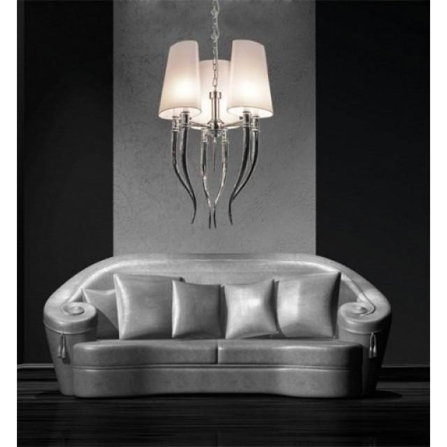 Лампа подвесная Azzardo DOBLE 3 Ø 52 см AD 8074-3