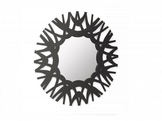 Зеркало La Forma MITCHELL Ø 60 см AA2558R01 Черный