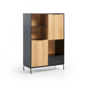 Шкаф-библиотека La Forma SAVOI 100x150 см SAV003M01