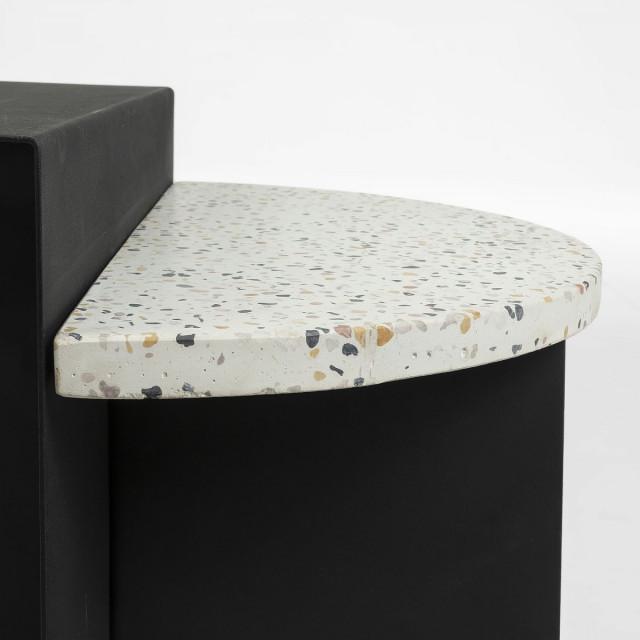 Кофейный стол La Forma CLEARY CC0834PR33
