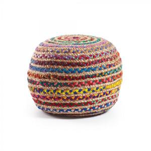 Пуф La Forma SAMY AA1102FN35 Разноцветный