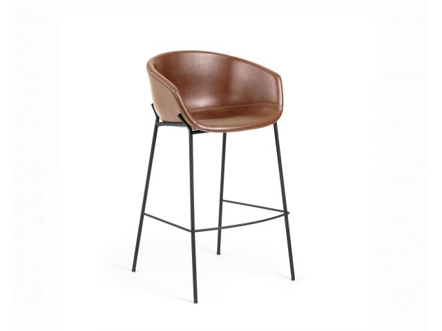 Барный La Forma стул ZADINE, экокожа CC1081U10
