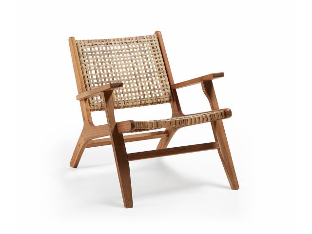 Кресло La Forma GRIGNOON CC1059M46 Коричневый