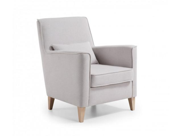 Кресло La Forma FYNA S418VA12 Белый