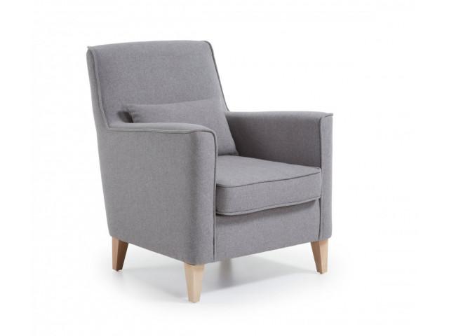 Кресло La Forma FYNA S418VA03 Серый