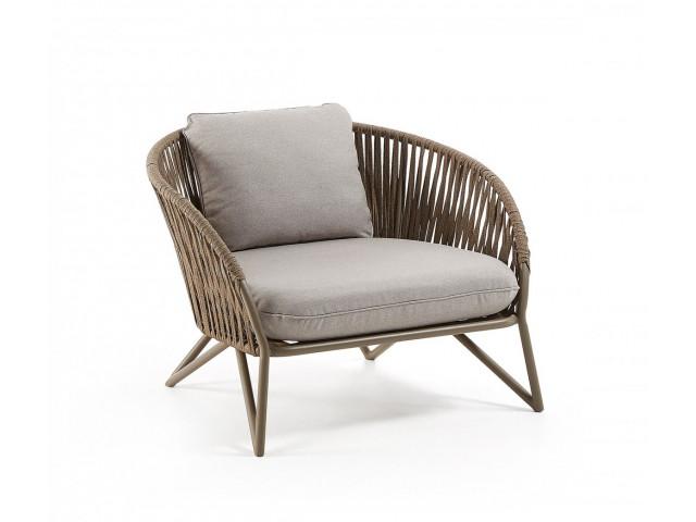 Кресло La Forma BRANZIE S555J36 Серый