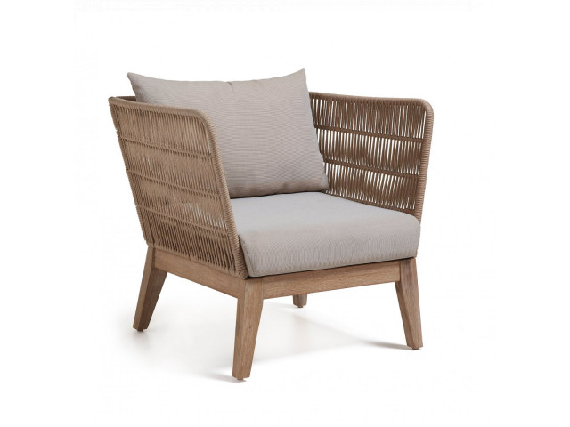 Кресло La Forma BELLANO C837R33 Коричневый