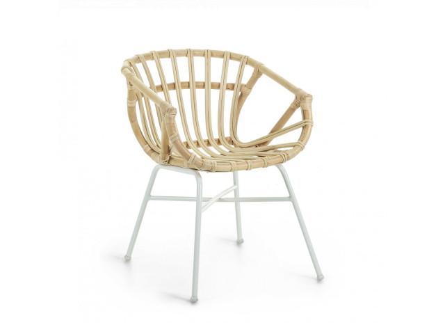 Кресло La Forma CONSTANT CC0692FN46 Жёлтый