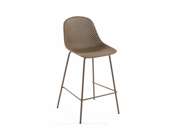 Барный La Forma стул QUINBY CC1221S12