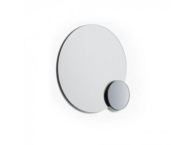 Зеркало La Forma Ommy Ø 38 см AA4885C37 Серый