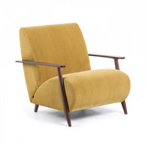 Кресло La Forma MARTHAN S517PN81 Коричневый