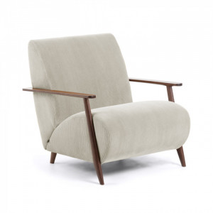 Кресло La Forma MARTHAN S517PN36 Белый