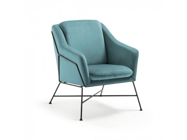 Кресло La Forma BRIDA CC0948JU20 Бирюзовый