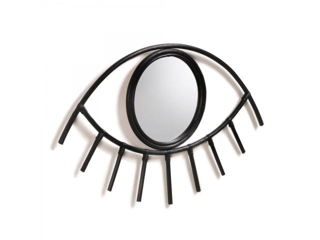 Зеркало La Forma Maela 72х45 см AA5076FN01 Чёрный