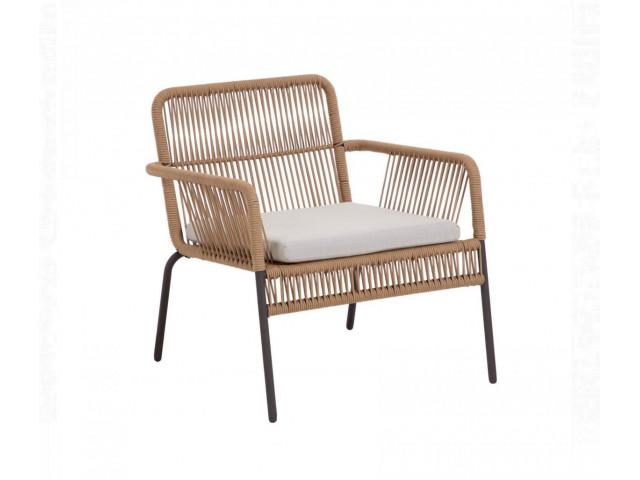 Кресло La Forma Samanta CC1739J12 Коричневый