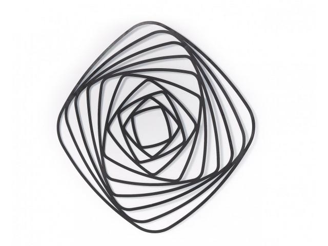 Декоративная панель La Forma UNIVERS AA1672R01 Черный