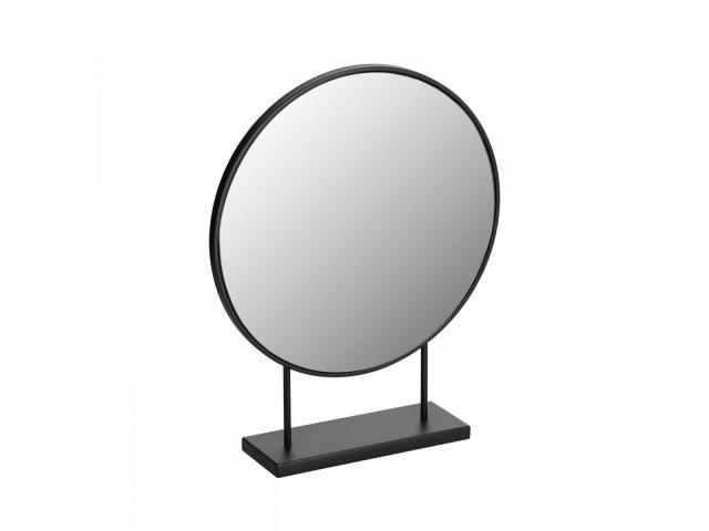 Зеркало La Forma Libia AA6480R01 45х36 см Чёрный