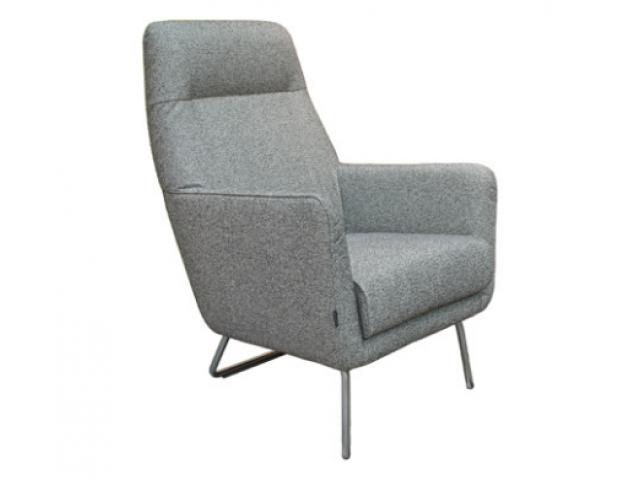 Кресло Furninova LAFAYETTE HIGH 2590686 Светло-серый