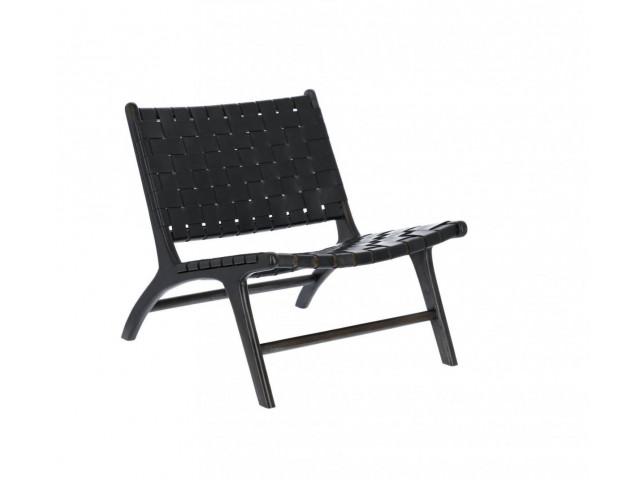 Кресло La Forma Calixta CC1947P01 Темно-Коричневый