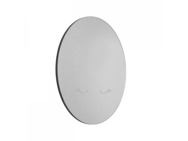 Зеркало La Forma Ludmila AA7809C37 50см Чёрный
