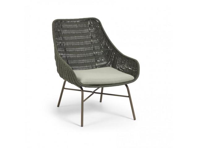 Кресло La Forma Abeli CC2243J19 Оливковый
