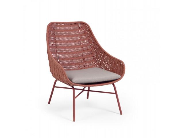Кресло La Forma Abeli CC2243J86 Розовый